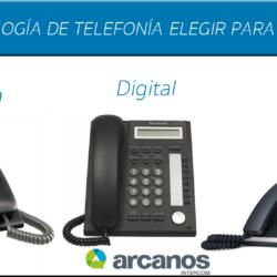 Qué telefonía es mejor para mi empresa